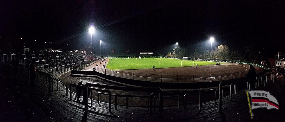 Das Hermann-Neuberger-Stadion