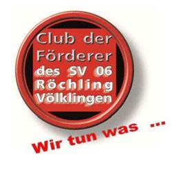Club der Förderer des SV Röchling Völklingen